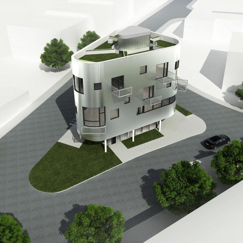 Bytový dům Libínská