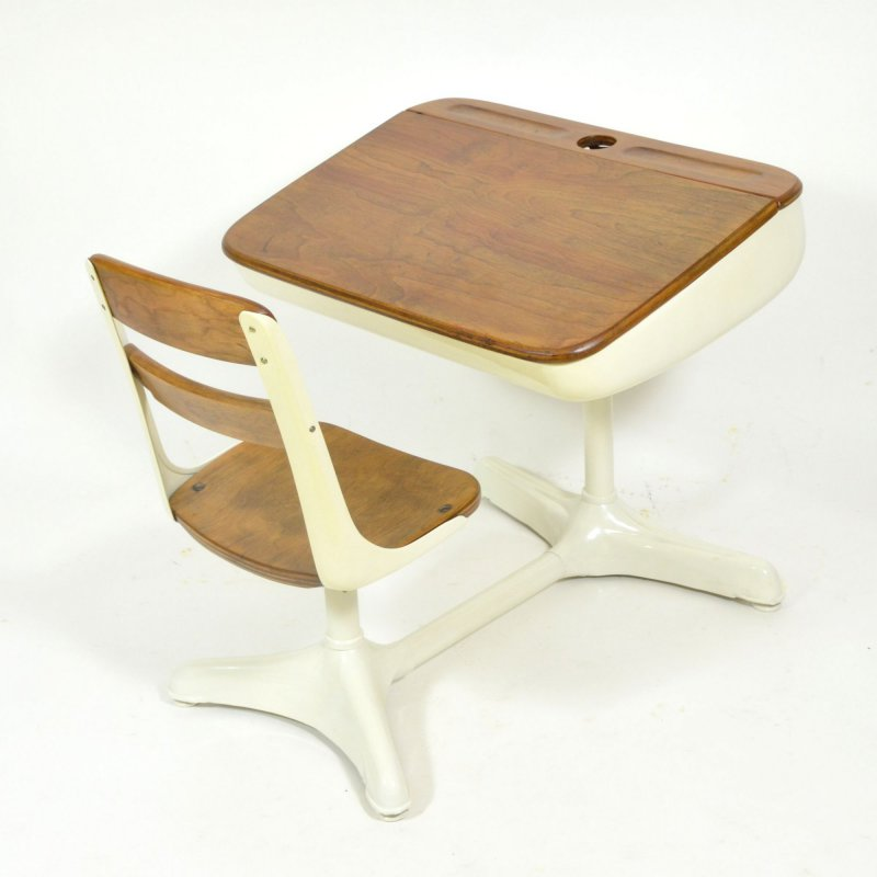 American Seating Co School Desk