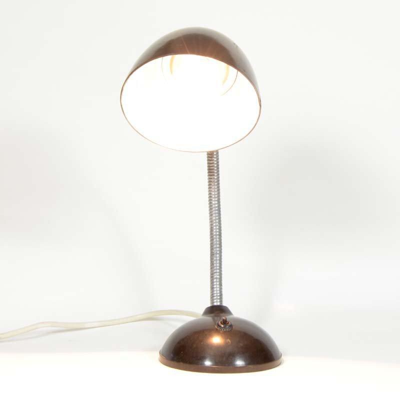 Bakelitová lampička