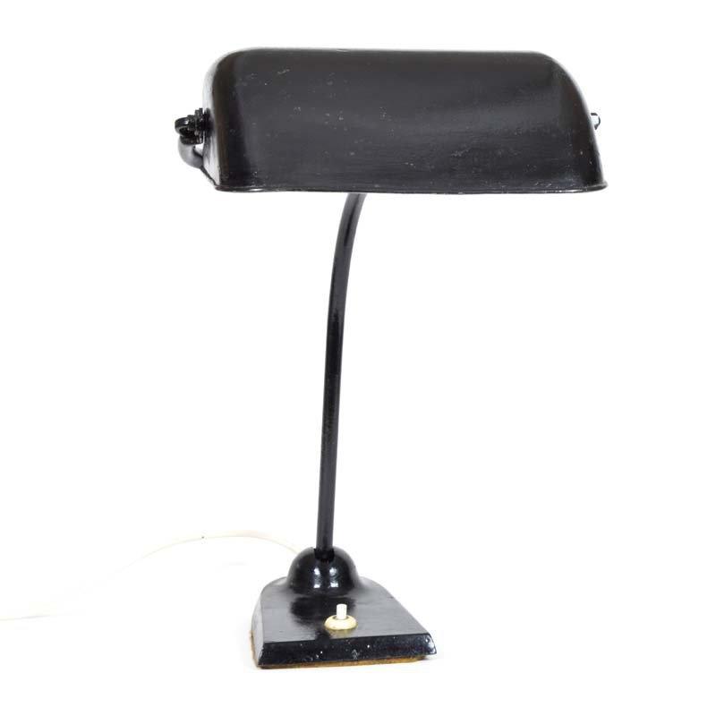 Bankéřská lampička