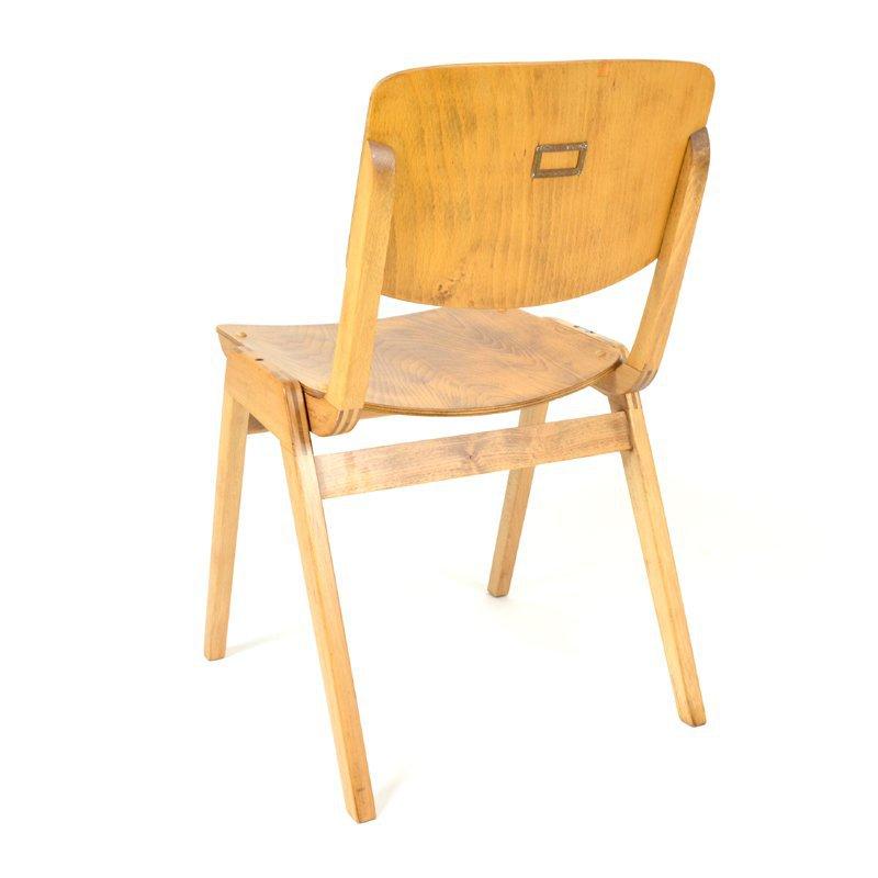 Bukové židle THONET