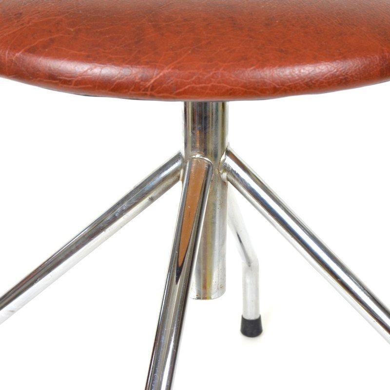 Coated stool