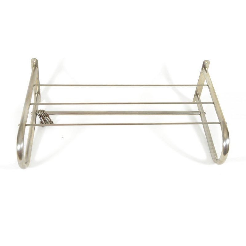 Chrome rack