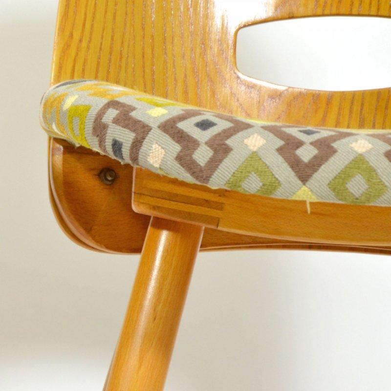 Čtyři židle Tatra