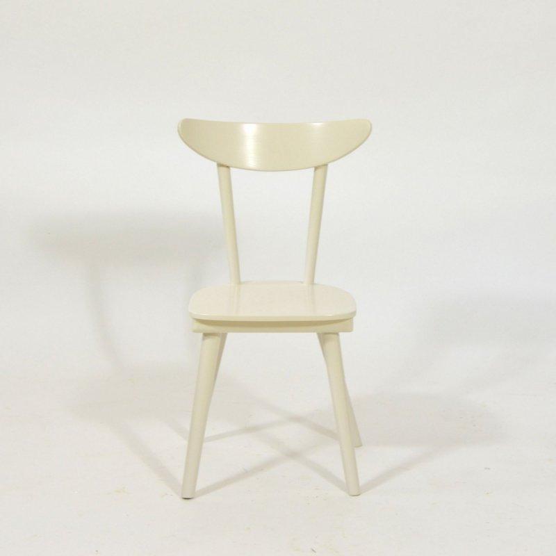 Dětská dřevěná židlička