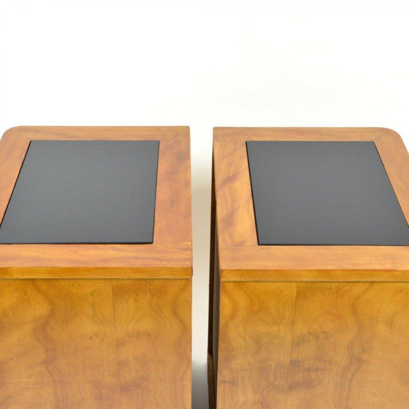 Set of bedside tables