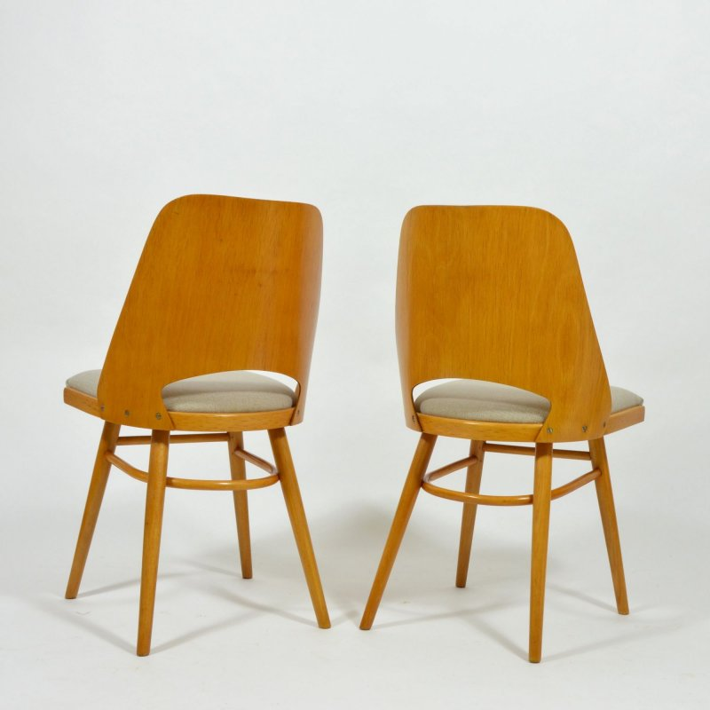 Pair of TON chairs