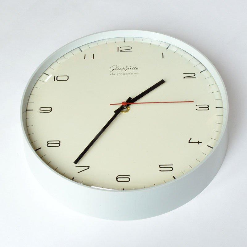 Wall clock Glashutte