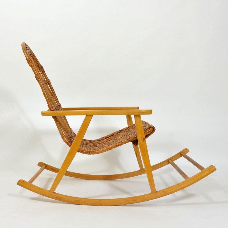 Rocking chair ÚLUV