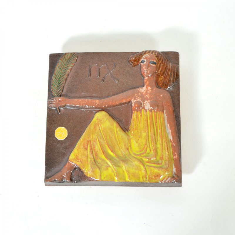 Ceramic tile virgo