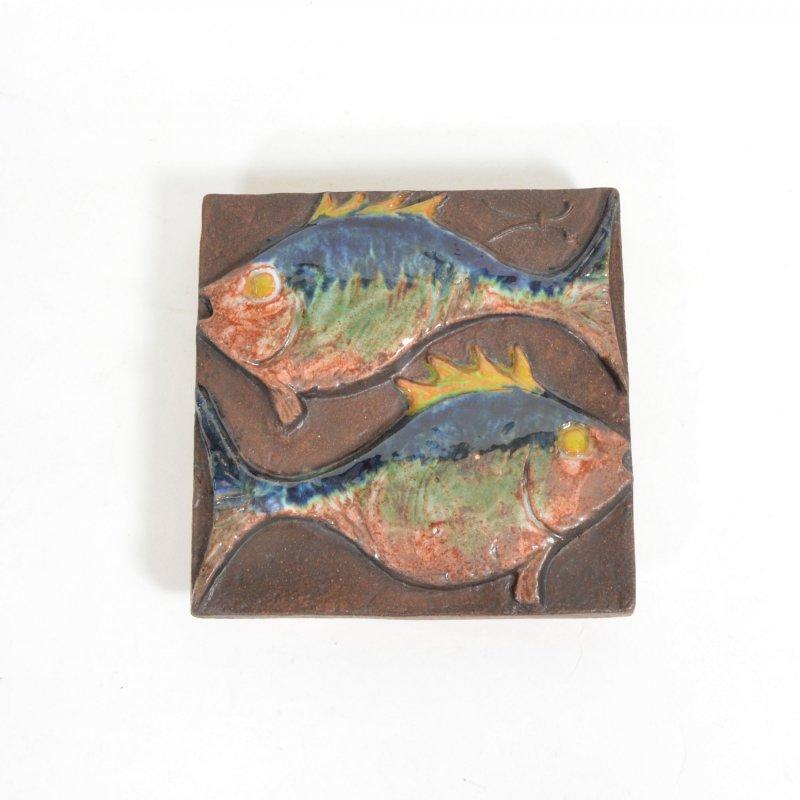 Kachle znamení ryby