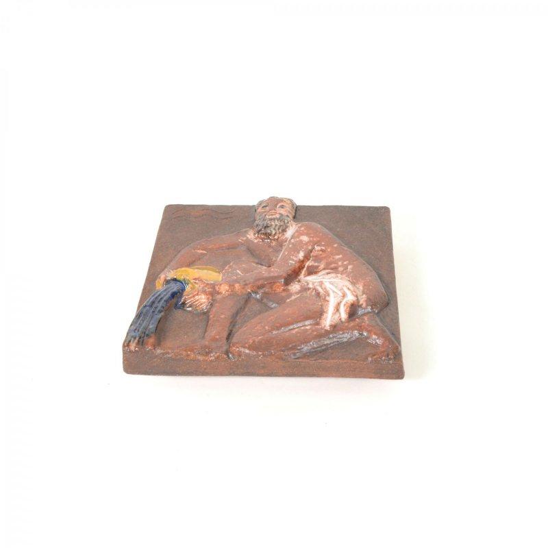 Ceramic tile aquarius
