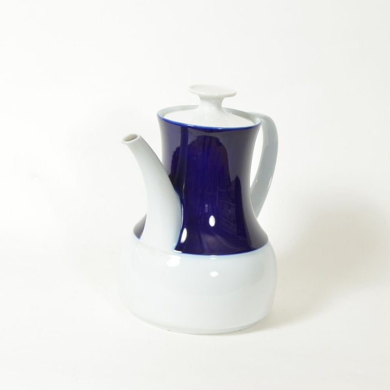 Blue Coffee Pot