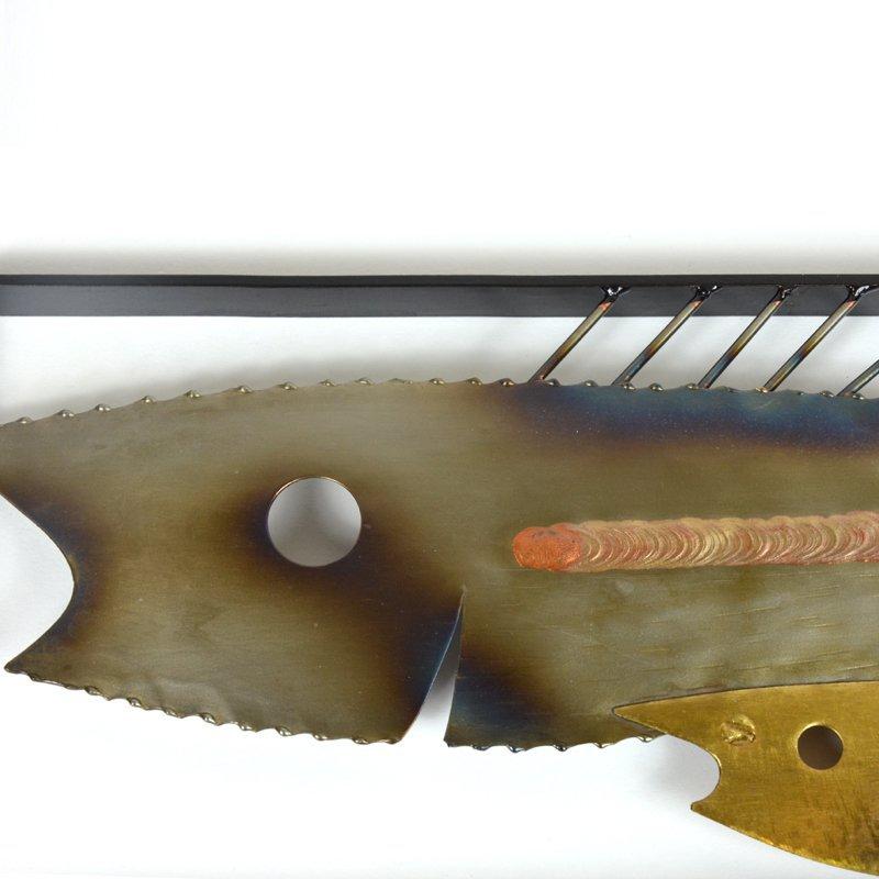 Kovové rybky
