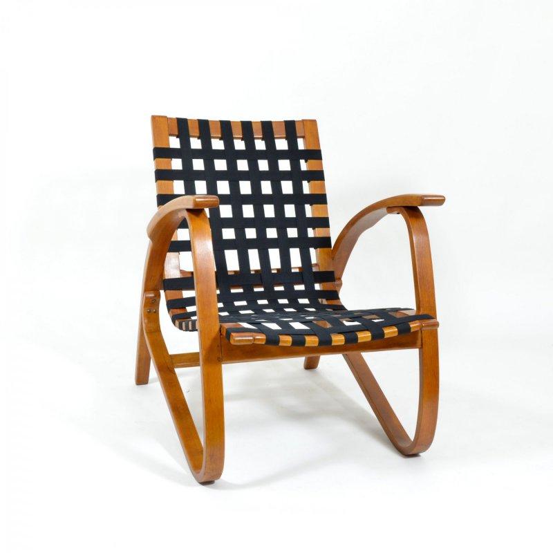 Jan Vaněk armchair