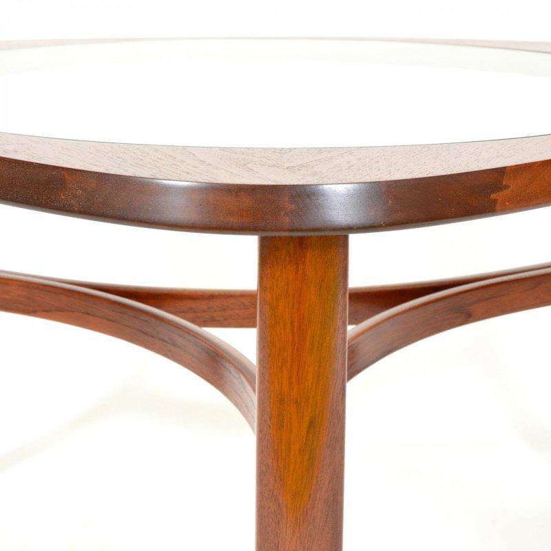 Mahagonový stolek