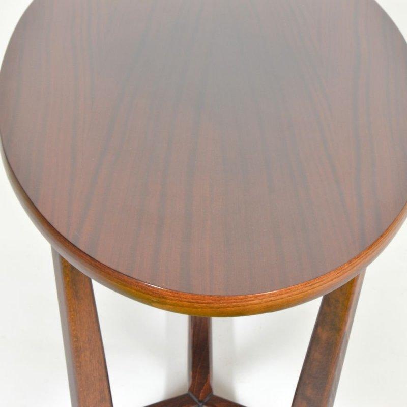 Mahagonový stolek Dřevotvar