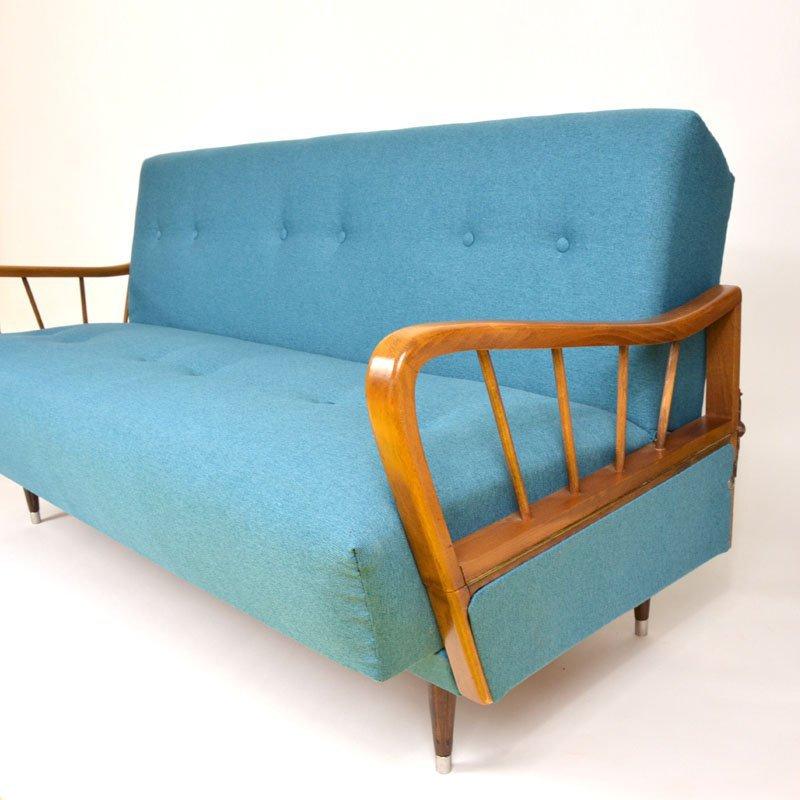 Modrý gauč