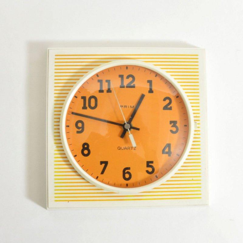 Vintage PRIM Wall Clock