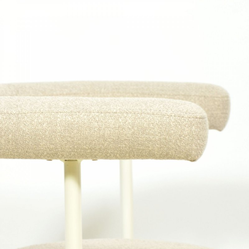 Pár otočných židlí