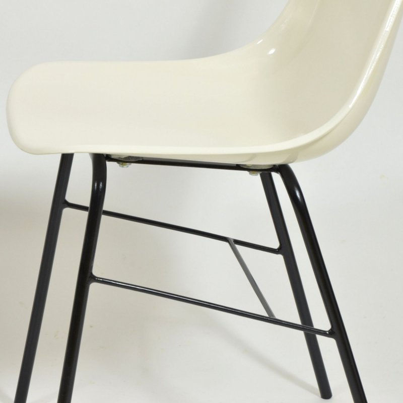 Pair of Vertex chair