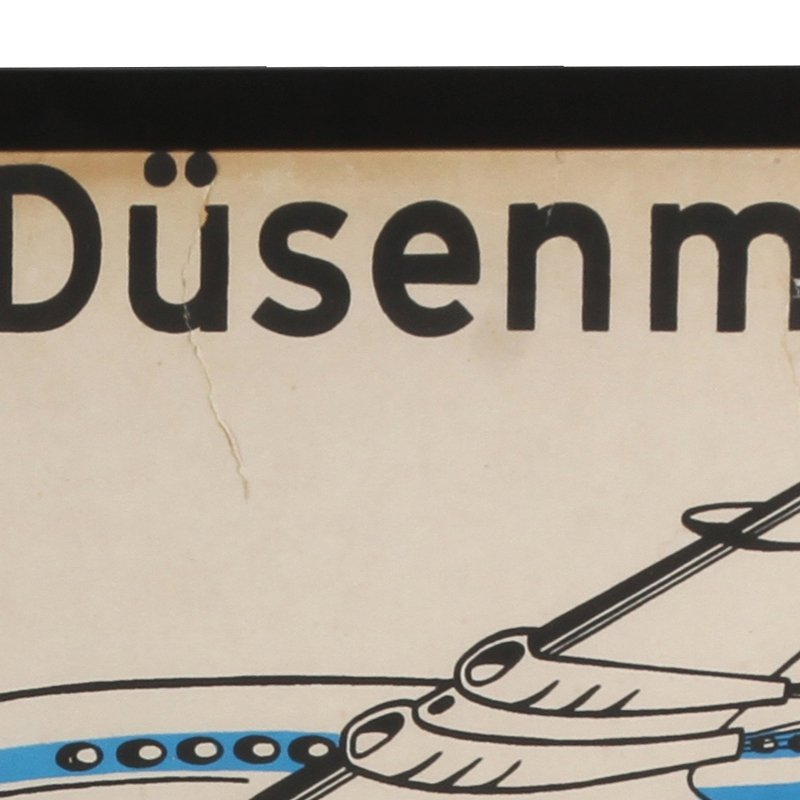 Plakát Dieselmotor