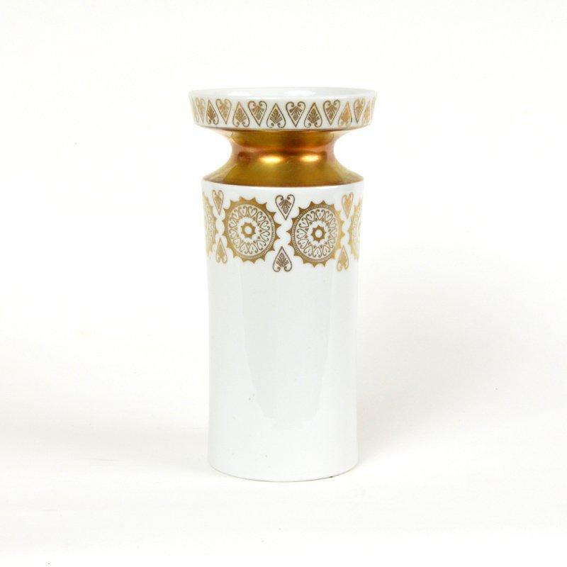 Porcelánová váza I.