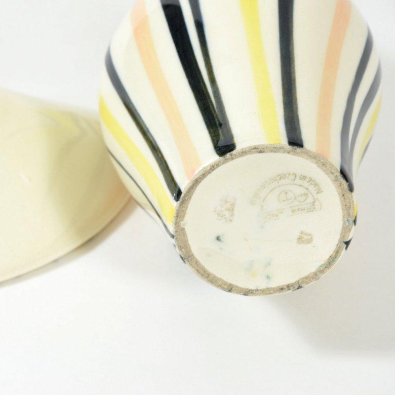 Pajamas ceramics set by Ditmar Urbach