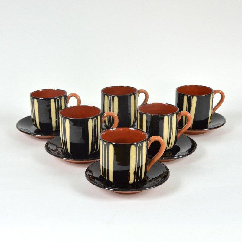 Sada kávových hrnků