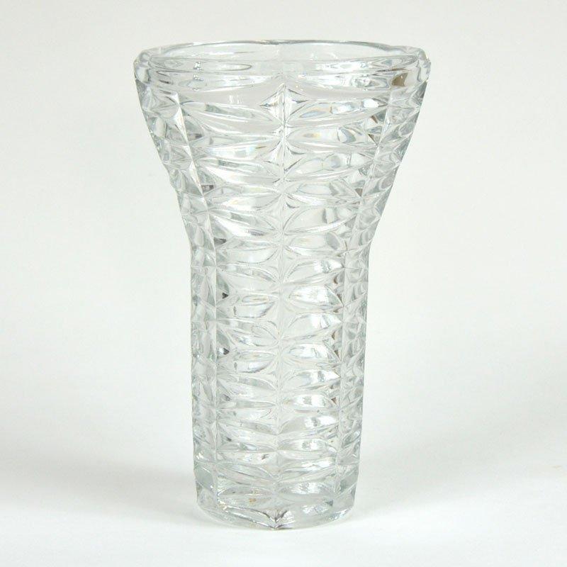 Skleněná váza II.