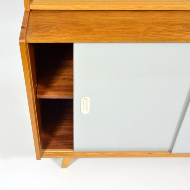 Cabinet with removable bookcase by Interiér Praha