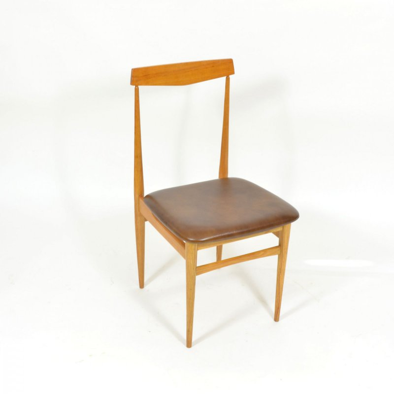 Scandinavian side chair