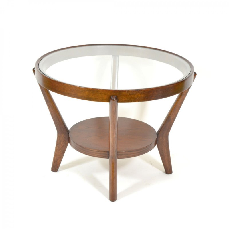Round Table by Kropáček and Koželka