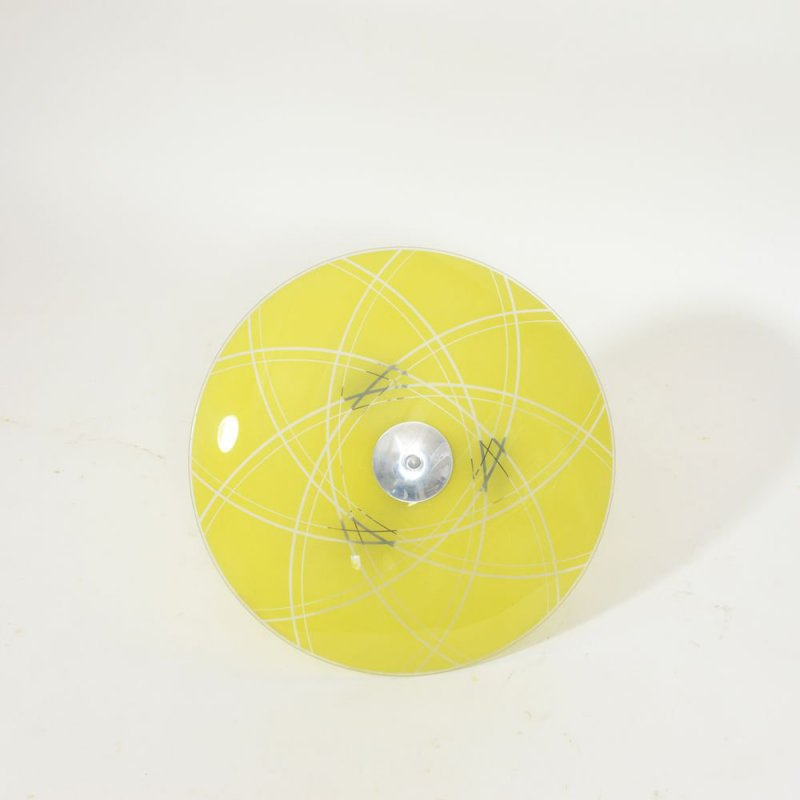 Yellow Ceiling lamp
