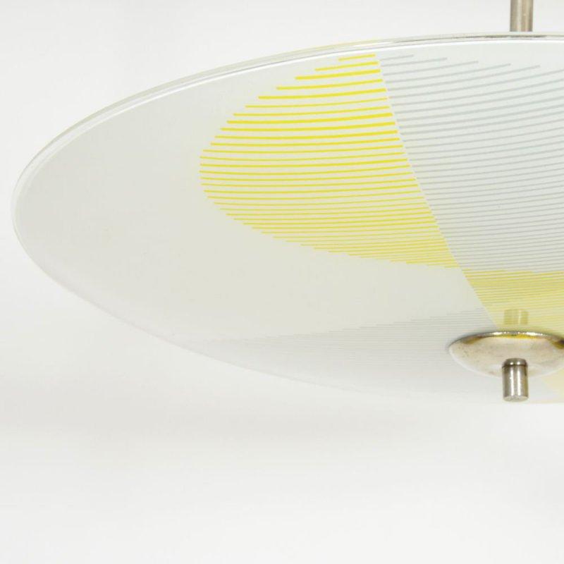 Ceiling plate light Nr. 1