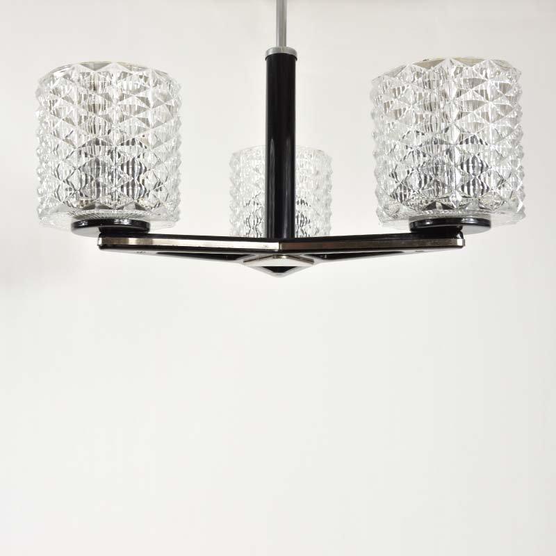 3-arm chandelier
