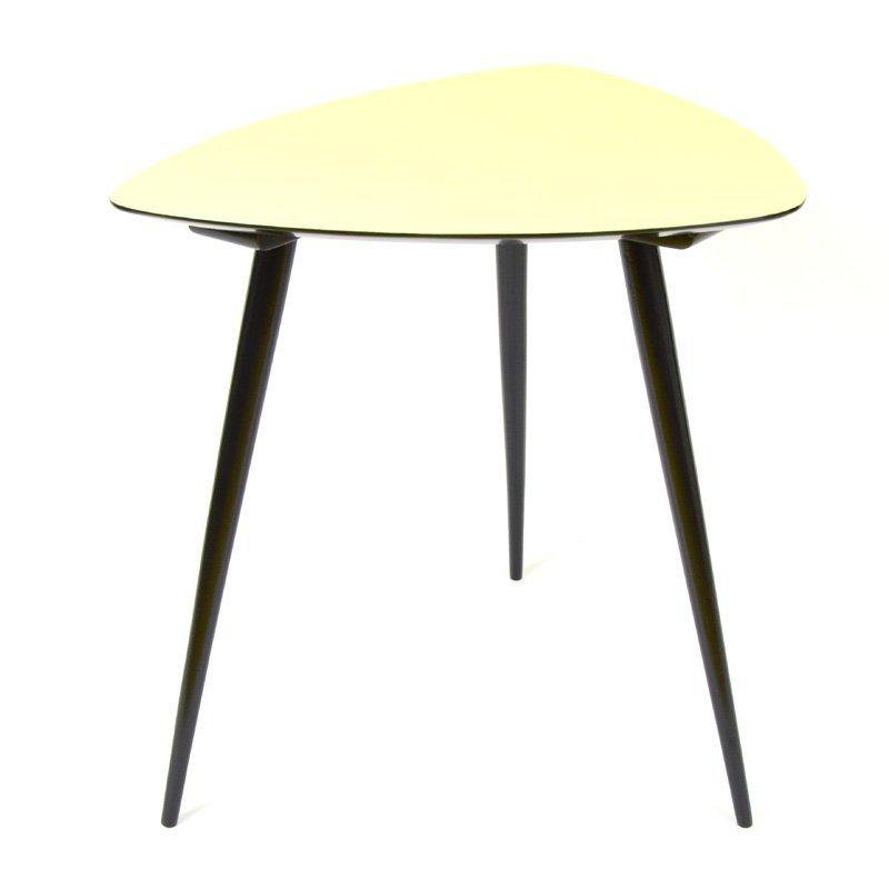 Vanilla coffee table