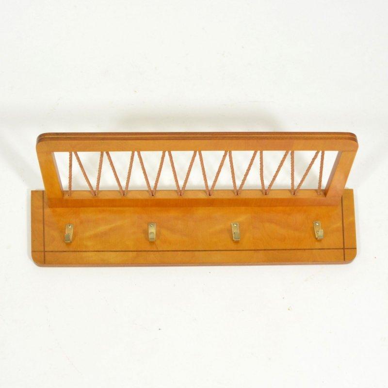 Vintage coat rack