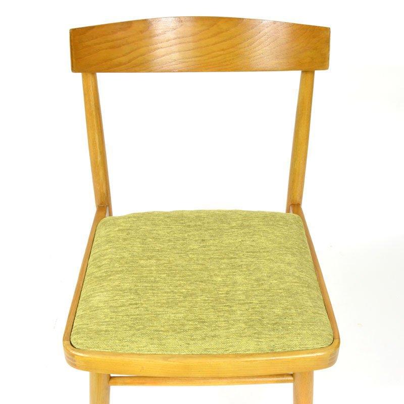Green TON chair