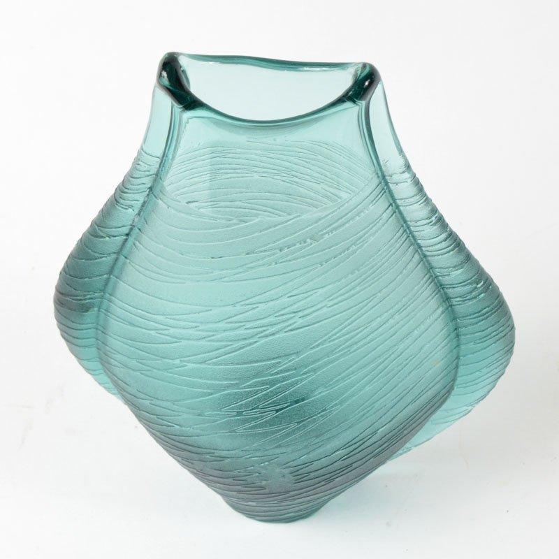 Zelenkavá váza