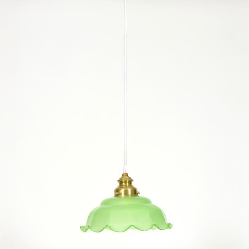 Zelený lustřík