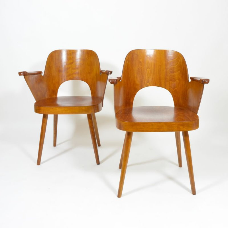 Židle Oswald Haerdtl