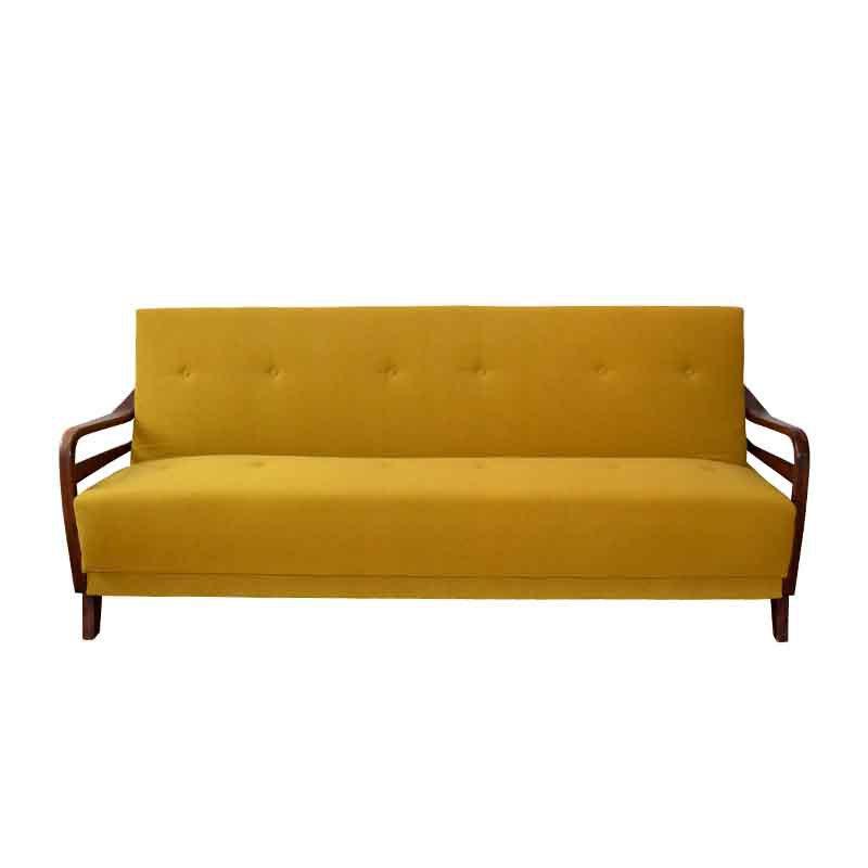 Žlutý gauč